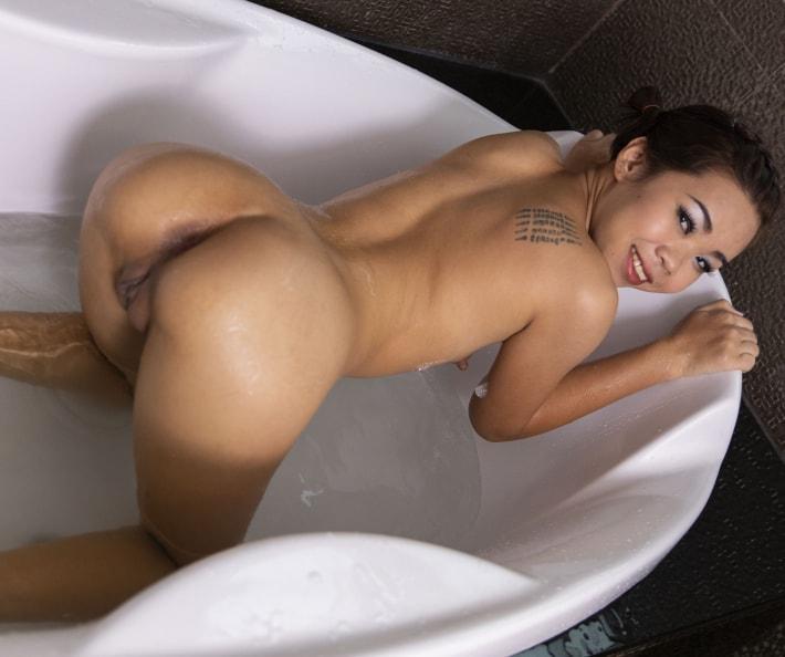 Pimya Cute Body in Bath